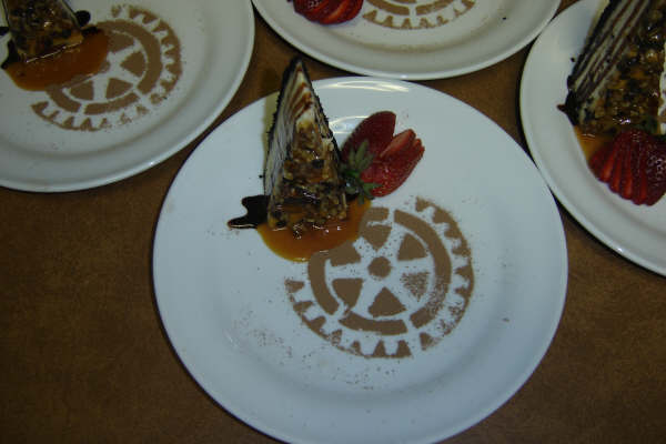 Themed Plate Presentation